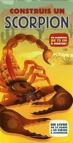 Construis un scorpion