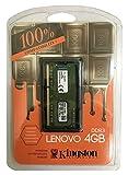 Kingston DDR3 4GB x 1 LENOVO Laptop 1600...
