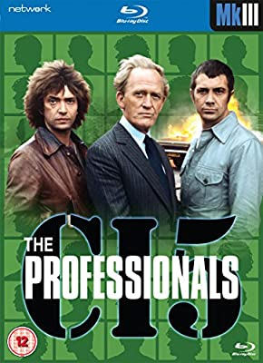The Professionals Mk III [Blu-ray]