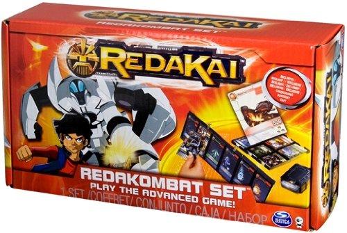 Redakai - Juego de Cartas, 2 Jugadores (Spinmaster) (versión en alemán)
