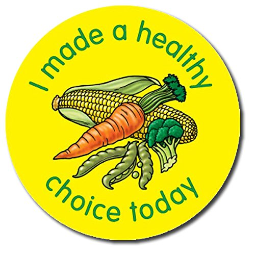 primary-teaching-services-ltd-a123-sheet-of-35-healthy-choice-vegetables-37mm-circular-stickers