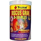 TROPICAL Discus Gran D-50 Plus   250ml - 110g   Aquarium Fish Food