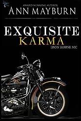 Exquisite Karma (Iron Horse MC) (Volume 4) by Ann Mayburn (2016-04-19)