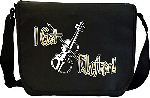 Violin-I-Got-Rhythm-Sheet-Music-Document-Bag-Musik-Notentasche-MusicaliTee