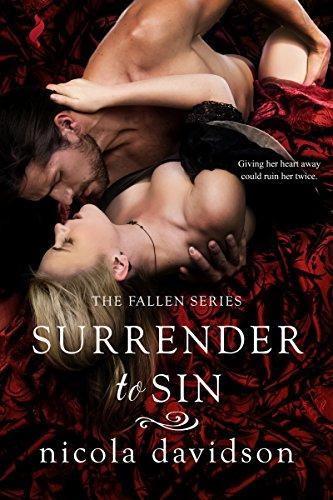 Surrender to Sin (Fallen Book 1) (English Edition)
