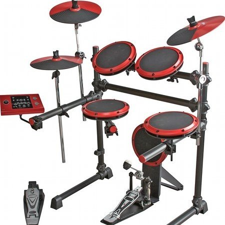 DDrum DD1 Digital Drum Set Batteria Elettronica