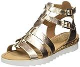 Gabor Shoes Damen Comfort Sport Riemchensandalen, Beige (Space Grata), 42 EU