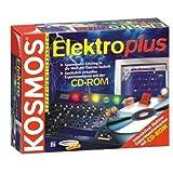 Kosmos 625214 - Experimentierkasten: Elektro Plus