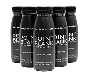 Point Blank Cold Brew Coffee 8 x 250ml
