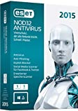 ESET NOD32 AntiVirus 2015 - 1 PC (Minibox)