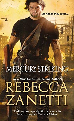Mercury Striking (The Scorpius Syndrome)
