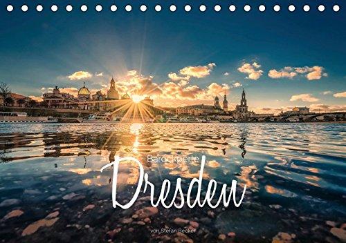Barockperle Dresden (Tischkalender 2019 DIN A5 quer): Die schönsten Bilder der Barockperle...