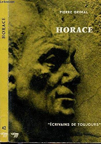 Horace par Grimal Pierre