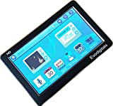 "Evodigitals 16GB 4.3"" Touch Screen MP3 MP4 MP5 Player With TV OUT Equaliser"