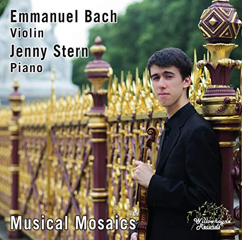 Musical Mosaics [Emmanuel Bach; Jenny Stern] [Willowhyane Records: WHR050]