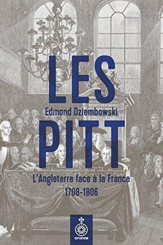 Pitt (Les) by Edmond Dziembowski