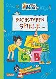 Max Blaue Reihe: Mein Freund Max - Buchstaben-Spiele