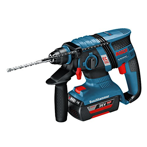 Bosch GBH 36 V-EC Compact 2.0 Ah Professional rotary