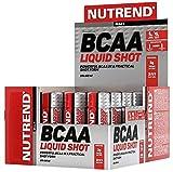 Nutrend BCAA LIQUID SHOT 20x60ml amino acids L-leucine, L-isoleucine and L-valine...
