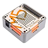 MakerHawk M5stack ESP32 Kit PLC Prototyp Industrie Board Modul RS485 ACS712-5B Programmierbare Logik Controller Relais Magnet Din-Schiene Stapelbar IOT für Arduino DIY