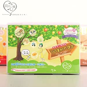 MY SCHEMING 7 Days Refreshing and Balancing Facial Mask 7pcs set by My Scheming