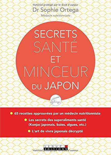 Secrets santé et minceur du Japon