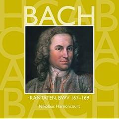 """Cantata No.167 Ihr Menschen, r�hmet Gottes Liebe BWV167 : IV Recitative - """"Des Weibes Samen kam"""" [Bass]"""