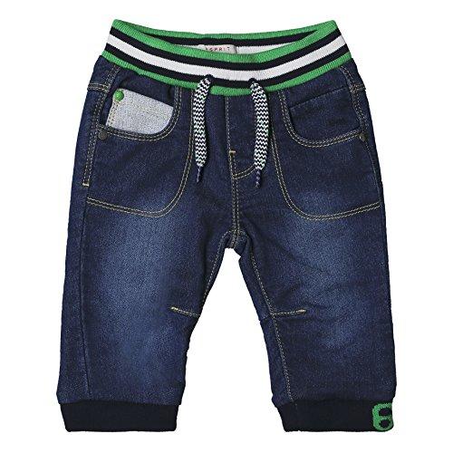 ESPRIT Baby-Jungen Jeans RJ22052, Blau (Dark Indigo Denim 461), 86