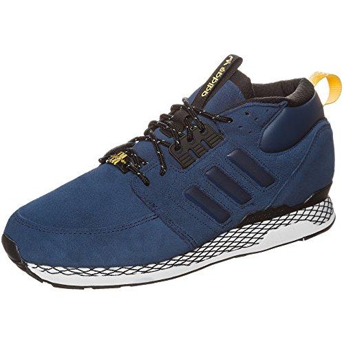 Casuale Blu Zx Adidas Chiuso Vaso Metà Uomo B4nZq