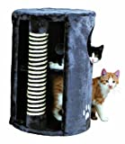 Trixie 4336 Cat Tower, ø 33 cm/50 cm, anthrazit