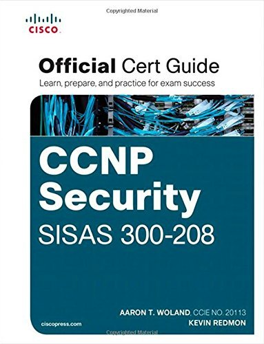 CCNP Security SISAS 300-208 Official Cert Guide (Certification Guide) by Woland, Aaron, Redmon, Kevin (May 28, 2015) Hardcover