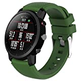 Gaddrt Bande pour HUAMI Amazfit Stratos Smart Watch 2, Soft silicagel Sports bracelet...
