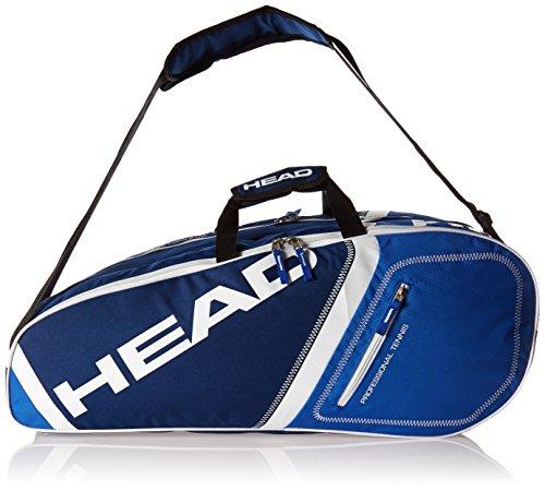 HEAD CORE 6R COMBI - BOLSA  COLOR AZUL / BLANCO