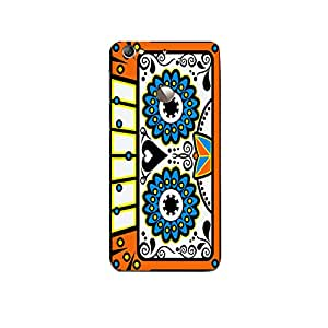 Mikzy Cassette Shape Pattern Printed Designer Back Cover Case for LeTv Le 1s