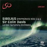 Sibelius: Symphonies Nos. 5 & 6 (LSO/Davis) [SACD]