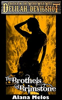 The Brothels of Brimstone (Delilah Devilshot Book 2) (English Edition) par [Melos, Alana]