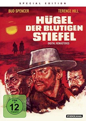 Hügel der blutigen Stiefel [Special Edition] (Service-stiefel)