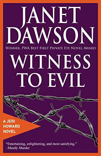 Witness To Evil (The Jeri Howard Series Book 7) (English Edition)
