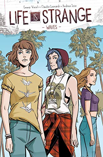 Life is Strange Vol. 2: Waves (English Edition) -