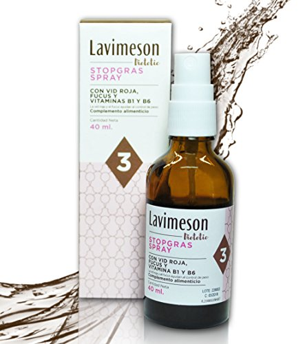 Lavimeson Stopgras Spray - Prodotto per perdere peso, fa dimagrire rapidamente, controlla l'appetito evitando l'ansia, comodo ed efficace