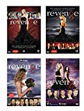 Revenge - Staffel 1 + 2 + 3 + 4 [EU-Import mit Deutscher Tonspur]
