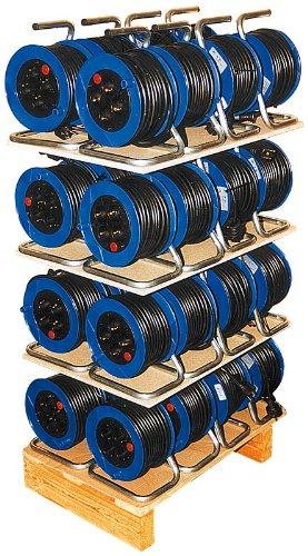 Preisvergleich Produktbild Brennenstuhl 1079180032 Kabeltrommel mit Kunststoffkabel