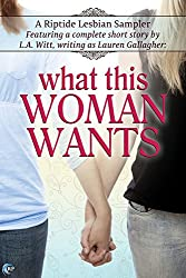 What This Woman Wants: A Riptide Lesbian Sampler (English Edition)