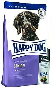 Happy Dog - 49260 / Fit & Well Senior - Nourriture pour chien âgé - 12,5 kg