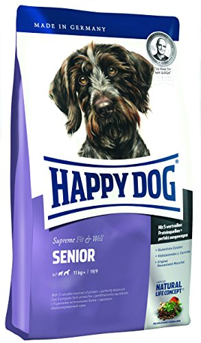 Happy Dog Supreme Fit und Well Senior, 12.5 Kg, 1er Pack (1 x 12.5 kg)