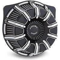 Arlen Ness Inverted filtro aria nero (Harley Davidson Sportster 1991-2014)