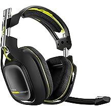 Astro Gaming A50 Wireless Dolby 7.1 Headset schwarz inklusive wireless MixAmp [Xbox One, Windows 7, Windows 8, Mac, PlayStation 4]