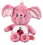 Vivid Imaginations Care Bears Cousins Lotsa Heart Elephant Plush Toy with DVD (Medium, Multi-Colour)