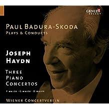 Haydn: 3 Klavierkonzerte/Nr.1 F-Dur,Nr.2 G-Dur,Nr.3 d-Dur