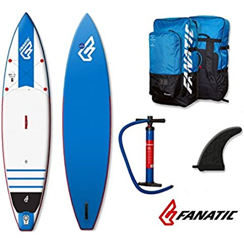 Fanático Ray Touring aire hinchable SUP 201611.6Stand Up Paddle Board Azul